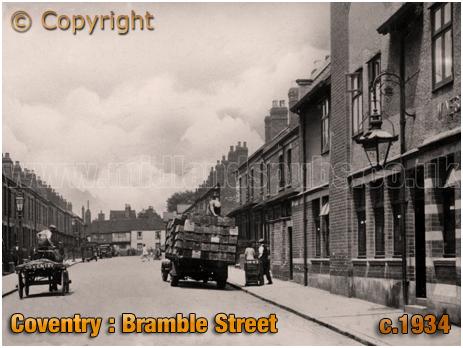 Coventry : Bramble Street [c.1934]
