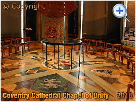 Coventry : Chapel of Unity at the Catherdal [2016]