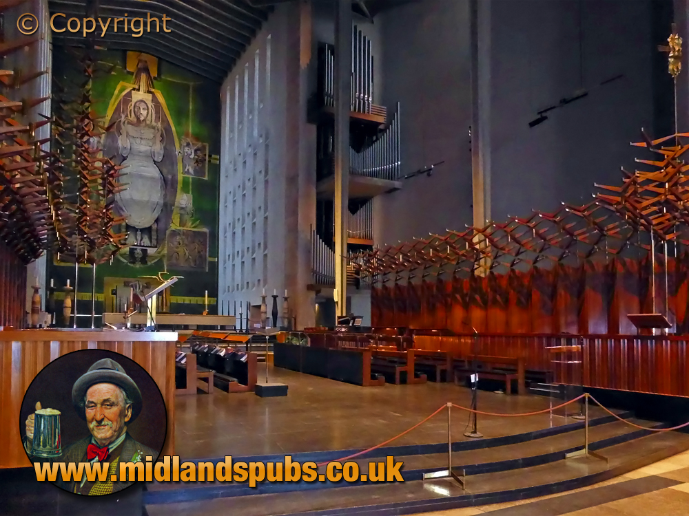 Coventry : Cathedral Choir [2016]