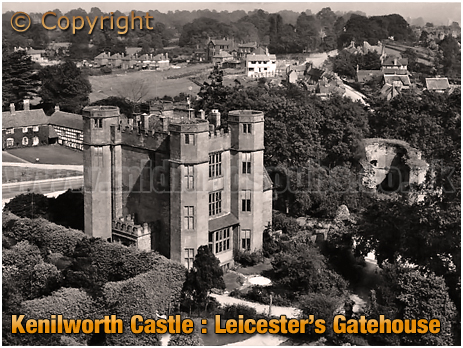 Kenilworth : Leicester's Gate House [c.1960]
