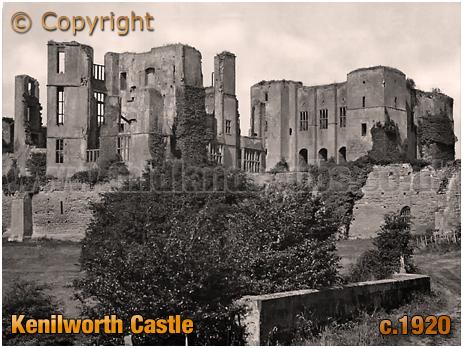 Kenilworth Castle [c.1920]