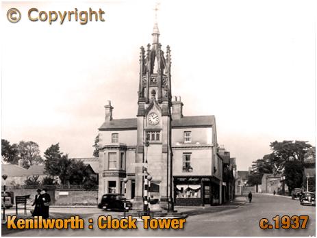 Kenilworth : Clock Tower [c.1937]