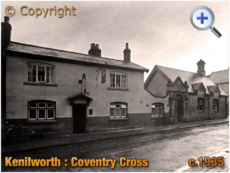 Kenilworth : Coventry Cross [c.1935]