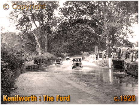 Kenilworth : The Ford [c.1928]