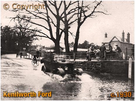 Kenilworth : Ford [c.1930]