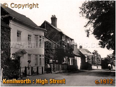 Kenilworth : High Street [c.1912]