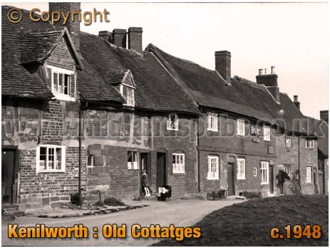 Kenilworth : Old Cottages [c.1948]