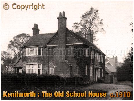 Kenilworth : The Old School House [c.1910]