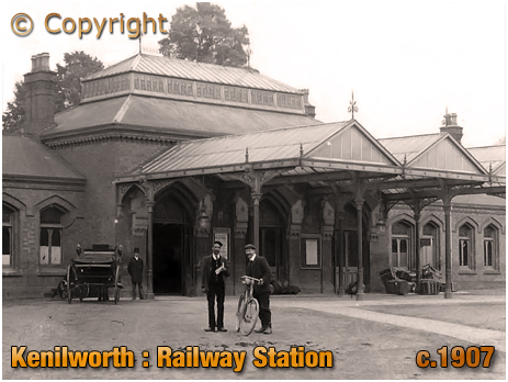 Kenilworth : Railway Station [c.1907]
