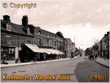 Kenilworth : Warwick Road [c.1907]
