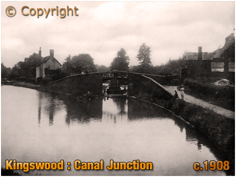 Kingswood Canal Junction [c.1908]
