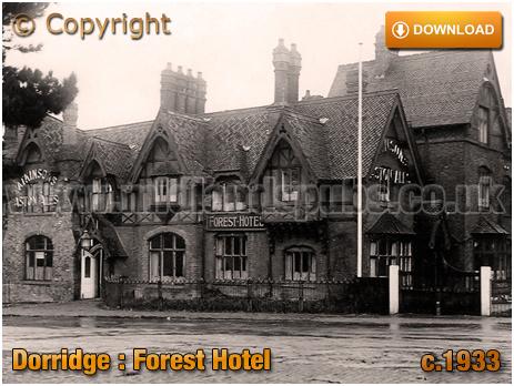 Dorridge : Forest Hotel [c.1933]