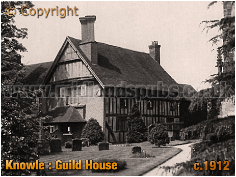The Guild House at Knowle [c.1912]