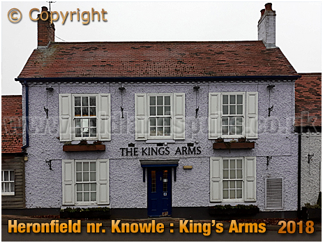 The King's Arms at Heronfield in Knowle [2018]