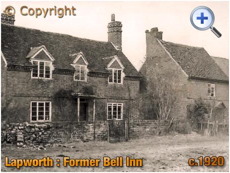 Lapworth : Former Bell Inn [c.1920]