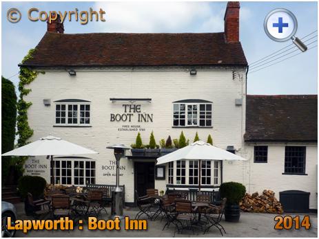 Lapworth : Boot Inn [2014]