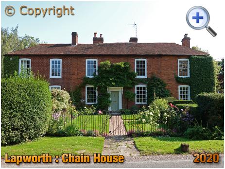 Lapworth : Chain House [2020]