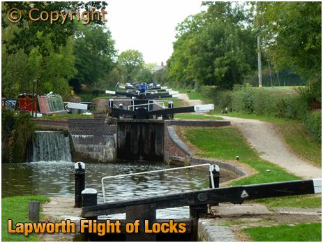 Lapworth : Flight of Locks [2014]