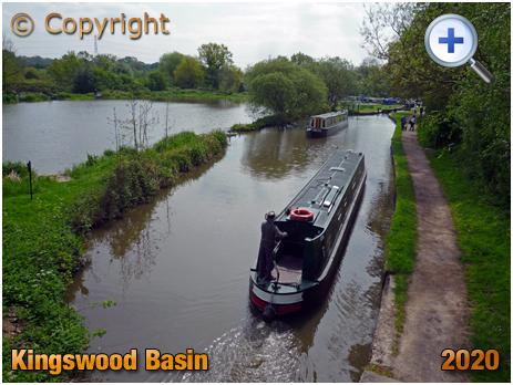 Lapworth : Kingswood Basin [2020]