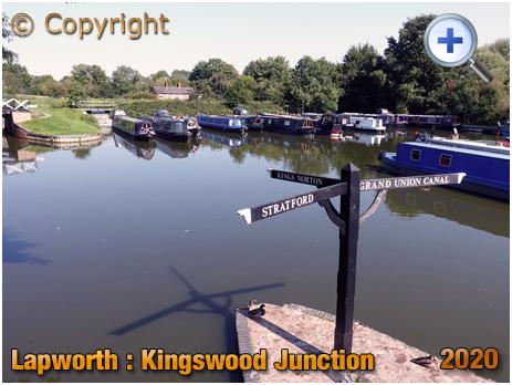 Lapworth : Kingswood Junction [2020]