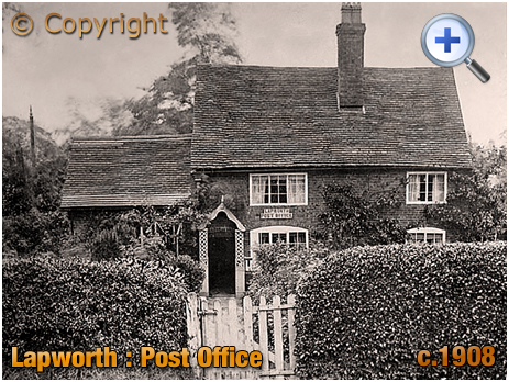 Lapworth : Post Office [c.1908]