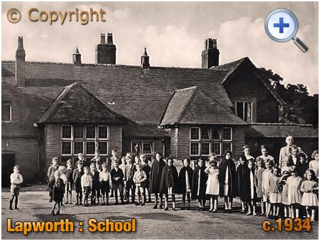 Lapworth : The School [c.1934]