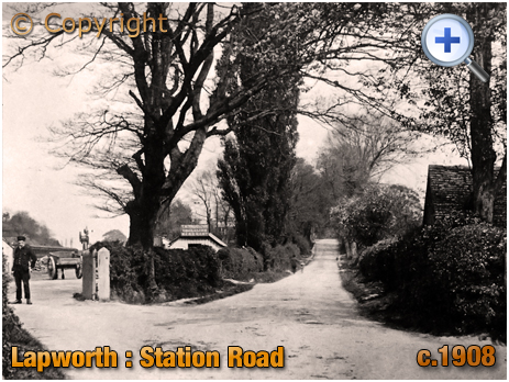 Lapworth : Station Road [c.1910]