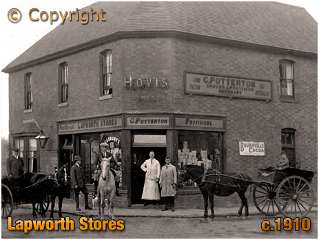 Lapworth : The Stores at Kingswood [c.1910]