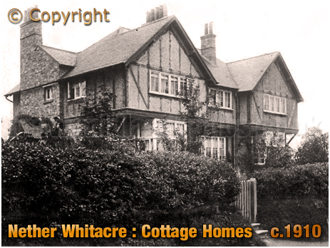 Nether Whitacre : Cottage Homes [c.1910]