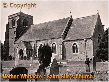 Nether Whitacre : Saint Gile's Church [c.1910]