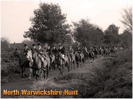 North Warwickshire Hunt