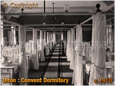 Olton : Convent Dormitory [c.1910]