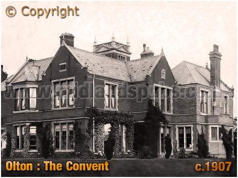 Olton : The Convent [c.1907]