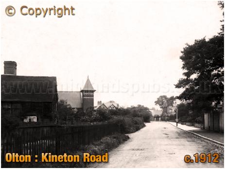 Olton : Kineton Road [c.1912]
