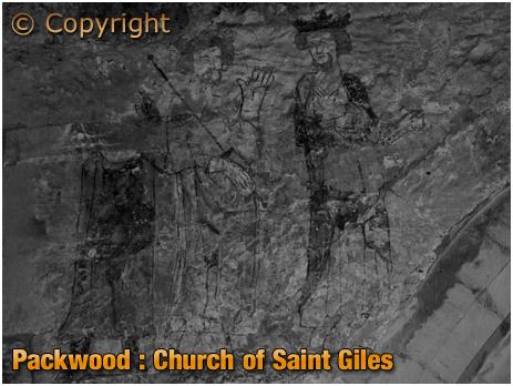 Packwood : Parish Church of Saint Giles [c.1910]