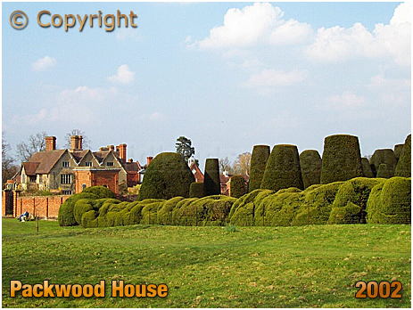 Packwood House and Garden [2002]