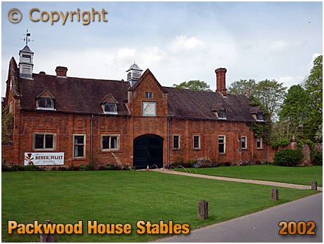 Packwood House Stables [2002]