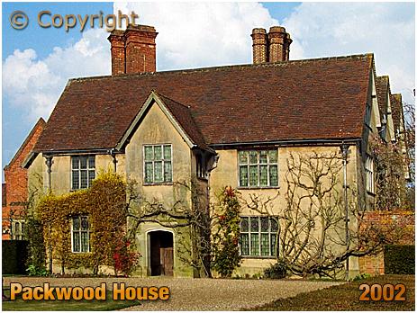 Packwood House Rear [2002]
