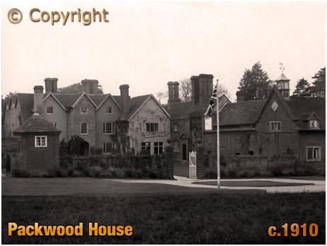 Packwood House [c.1910]