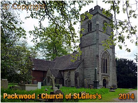 Packwood : Parish Church of Saint Giles [2014]