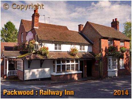 Packwood : Railway Inn [2014]