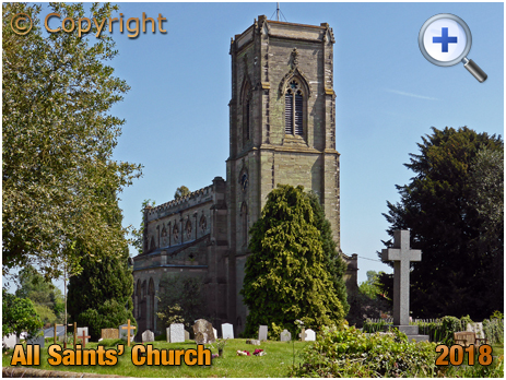 Stretton-on-Dunsmore : All Saints' Church [2018]