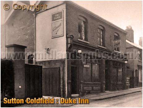 Sutton Coldfield : Duke Inn [c.1947]
