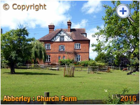 Abberley : Church Farm [2016]