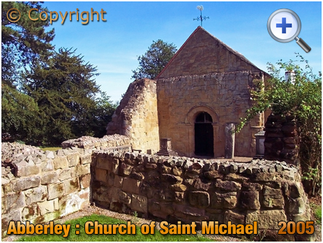 Abberley : Church of Saint Michael [2005]