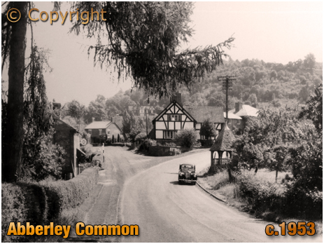 Click here for more information on Abberley in Worcestershire