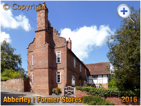 Abberley : Former Stores [2016]