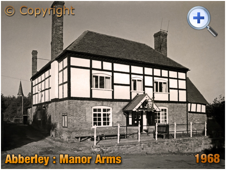 Abberley : Manor Arms [1968]