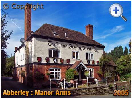 Abberley : Manor Arms [2005]