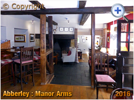 Abberley : Manor Arms [2016]